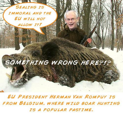 Herman Van Rompuy and public morals