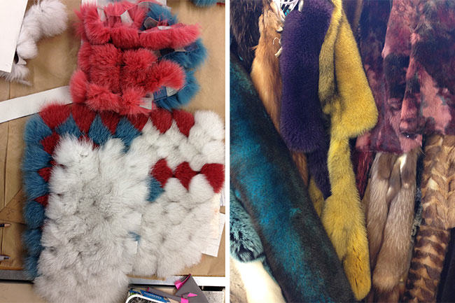 fox fur, fur design, learn to make furs, centria, finland, futurefoxstudio
