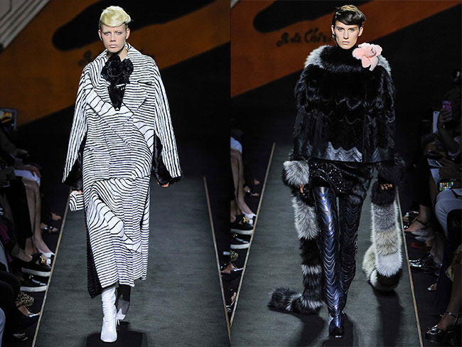 fendi, fur, fur coat, fashion, haute fourrure, paris