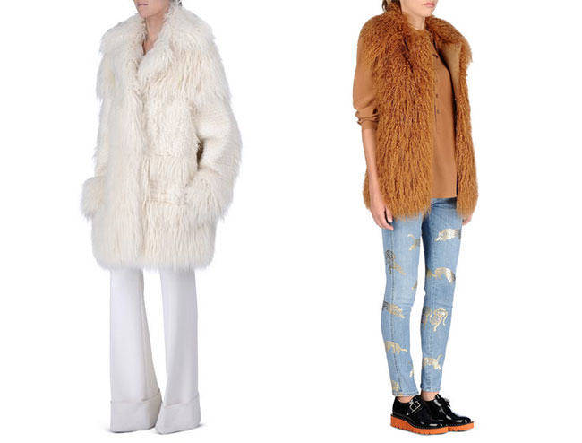 fur free, fur, stella mccartney, faux fur, hypocrite, silk
