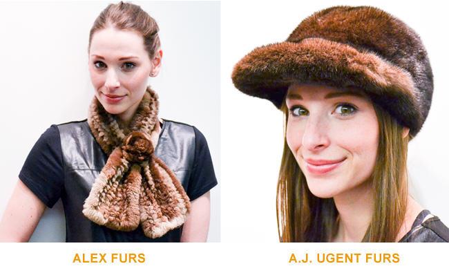 christmas giveaway, alex furs, a.j. ugent furs