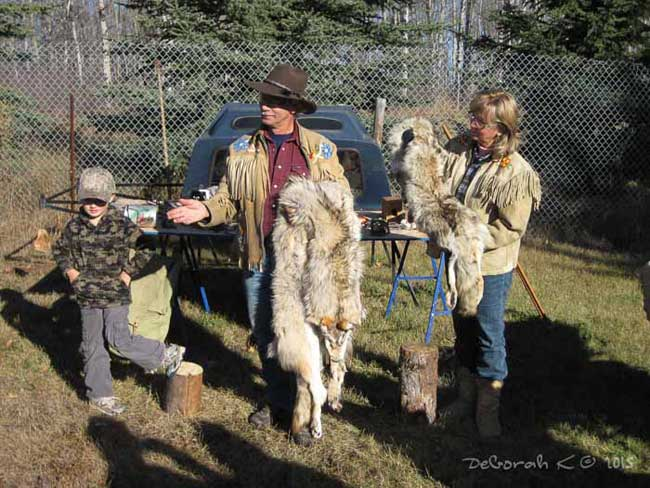 trapping wolves, canada, Ross Hinter, wildlife habitat
