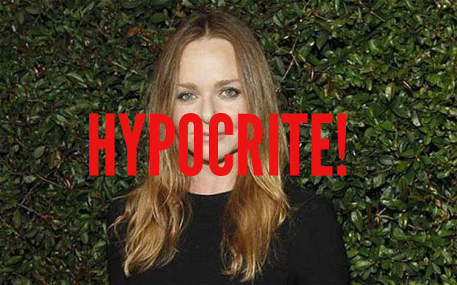 fur in the news, stella mccartney, hypocrite