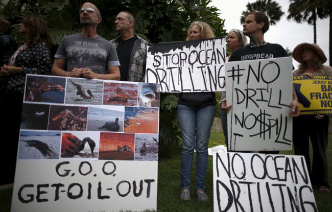 animal rights, california, oil, wildlife