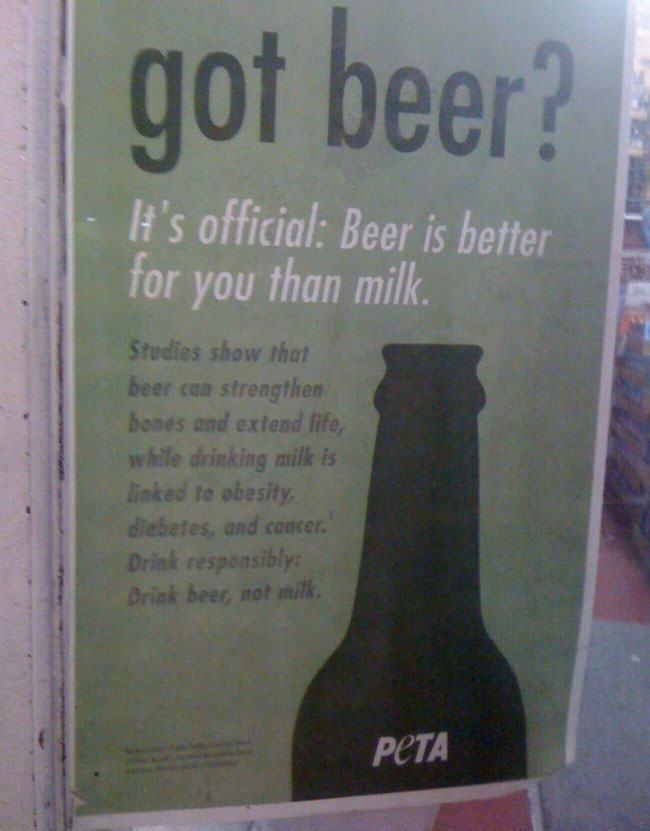 violence against women, peta, fur, got beer