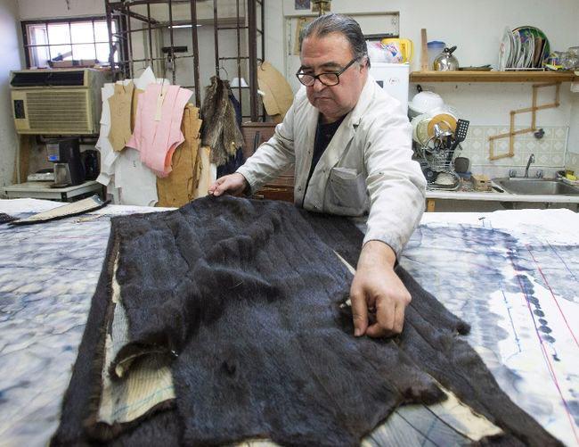 montreal, furrier, fur coat, fur trade, fur designer