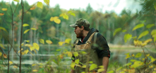 jeff traynor, trapper, wildlife, fur trade