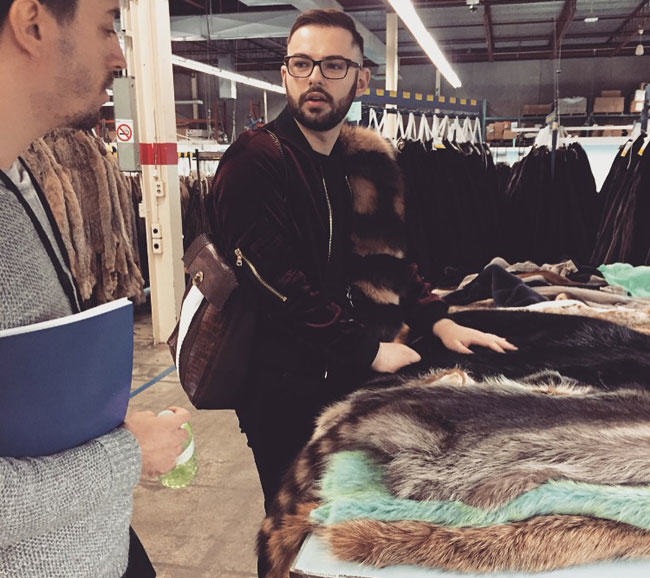 Fur Futures, Jacob Shanbrom, wild fur, NAFA