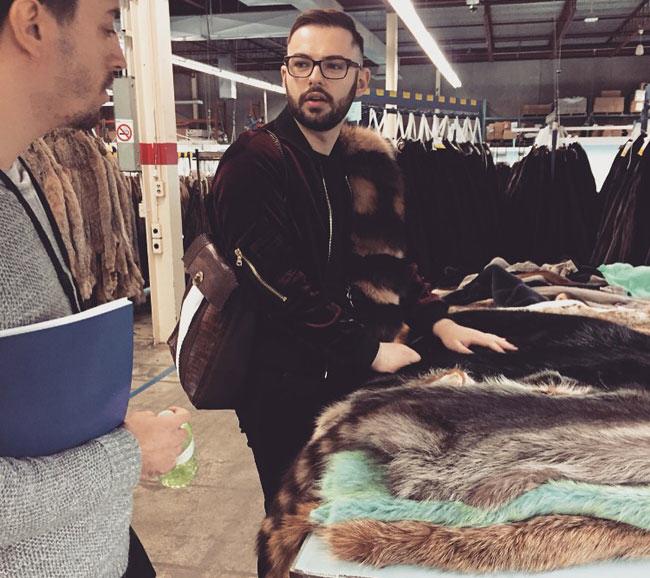 Fur Futures, Jacob Shanbrom, wild fur, NAFA