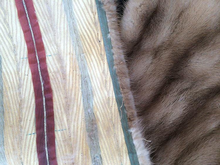 mink, fake fur, real fur, real fur vs fake fur, biodegradable, eco fashion, sustainable, fur burial