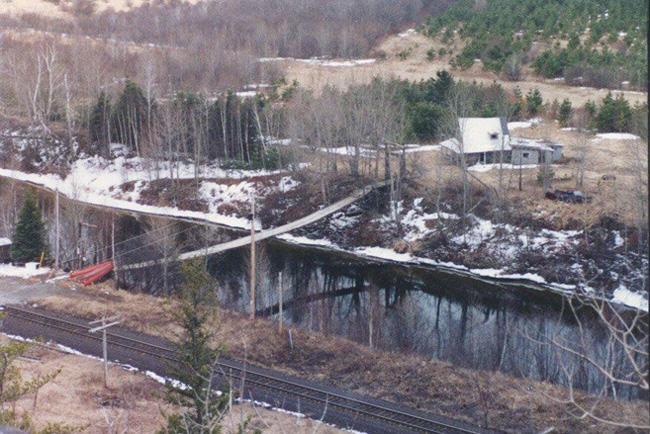 Alcide Giroux, Sturgeon Falls, trapping, Ontario