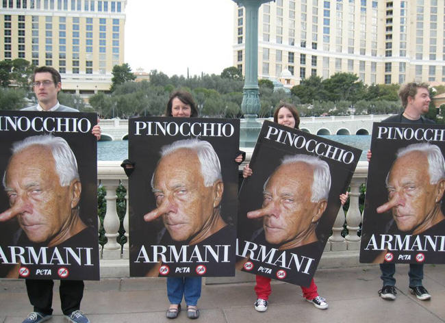Why Is Giorgio Armani Really Quitting Fur?