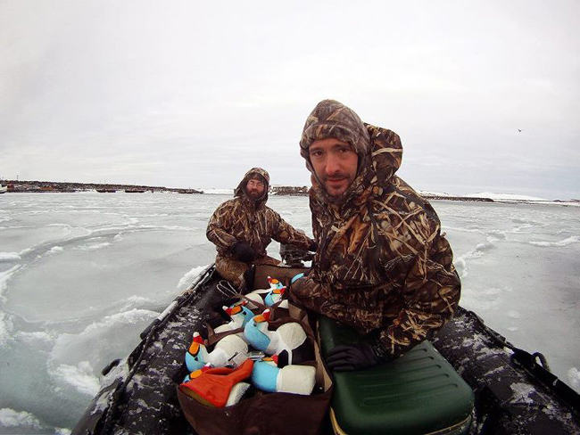 Sportsmens Alliance, Brian Lynn, duck hunting