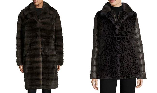fur coat, mink, sable, fur fashion, fashion, Oscar de la Renta, Gorski