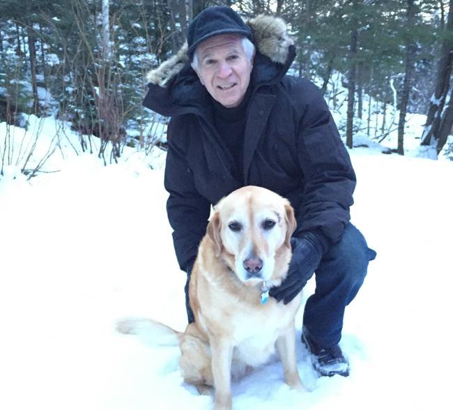 wearing fur, pets, dog fur