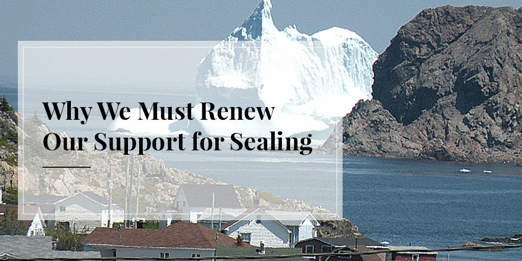 support for sealing