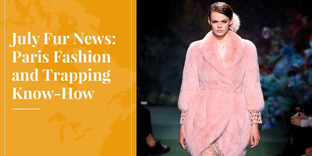 Paris Fashion Week full of fur