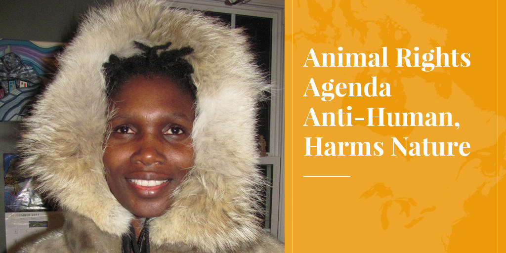 Animal Rights Agenda Anti-Human, Harms Nature