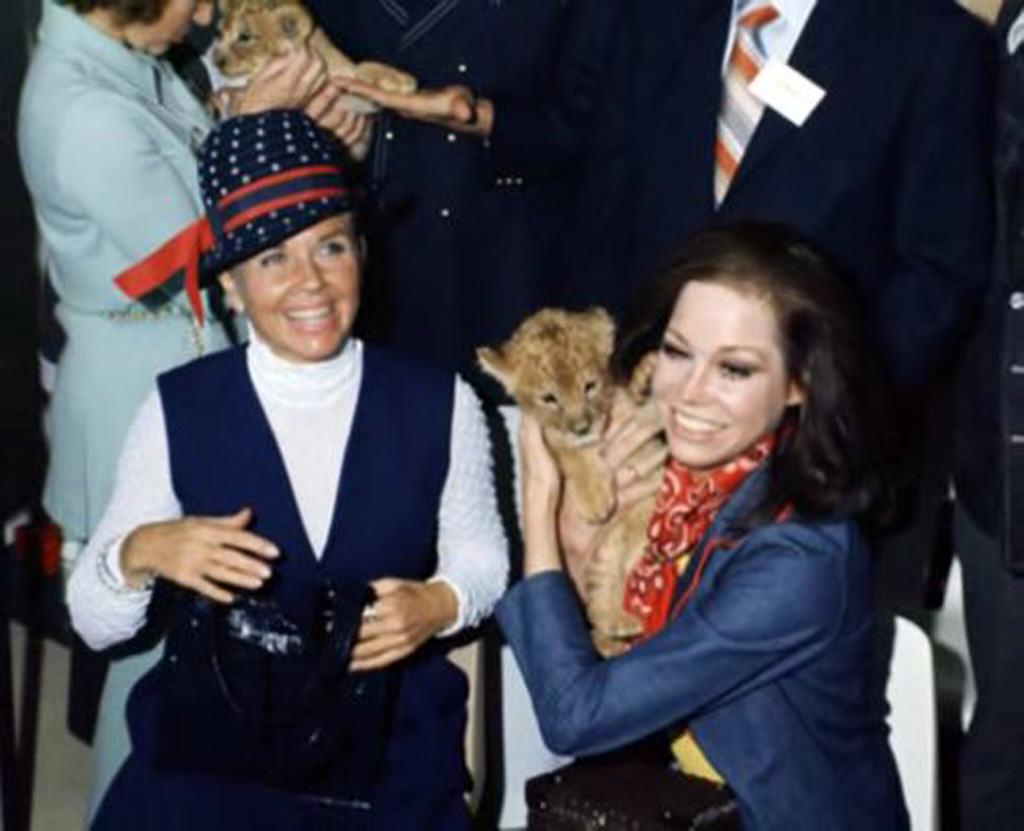 Doris Day and Mary Tyler Moore