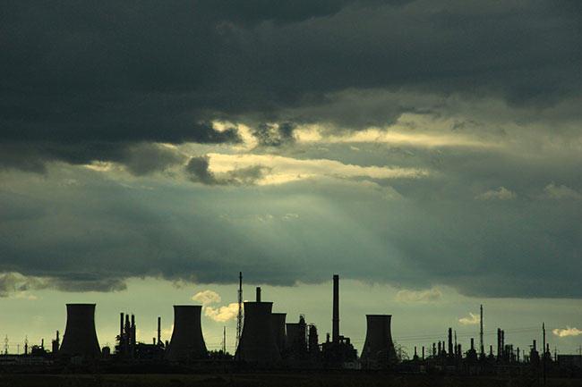 We must reduce consumption of petroleum