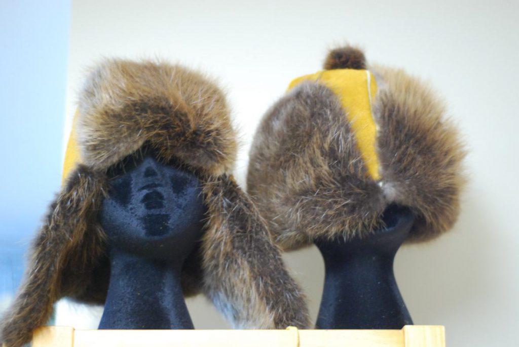 Prime fur pelts make warmer garments