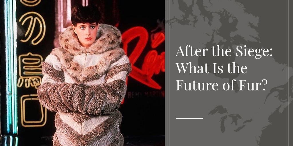 Blade Runner future of fur