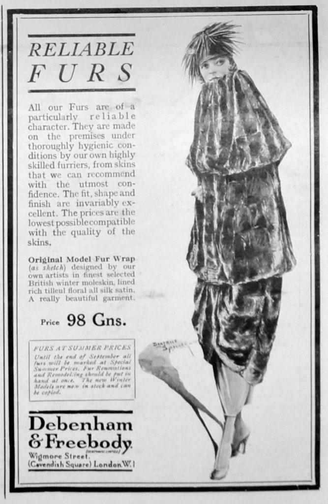 vintage moleskin wrap