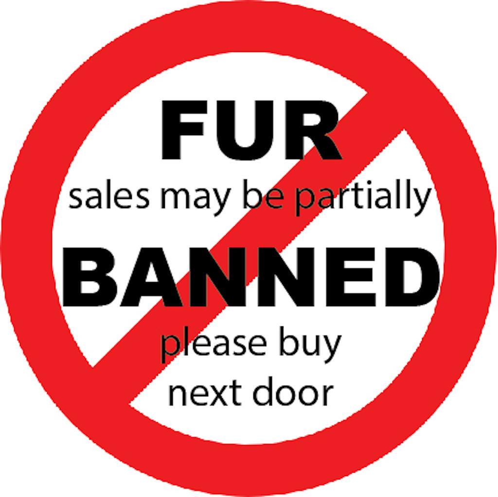 fur bans not real