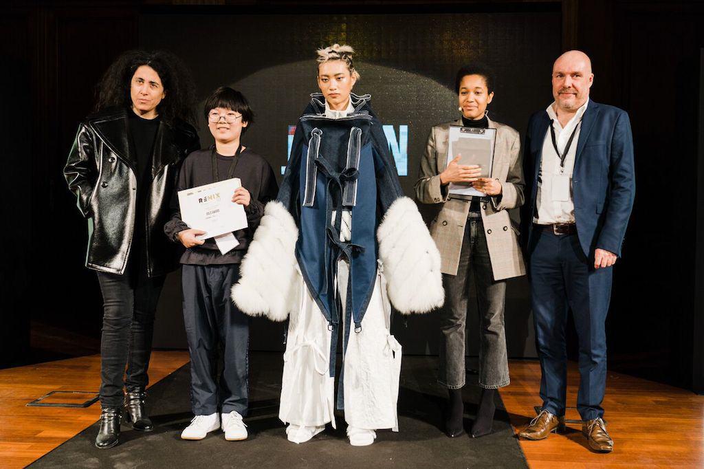 REMIX 2018 winner Chunchen Liu