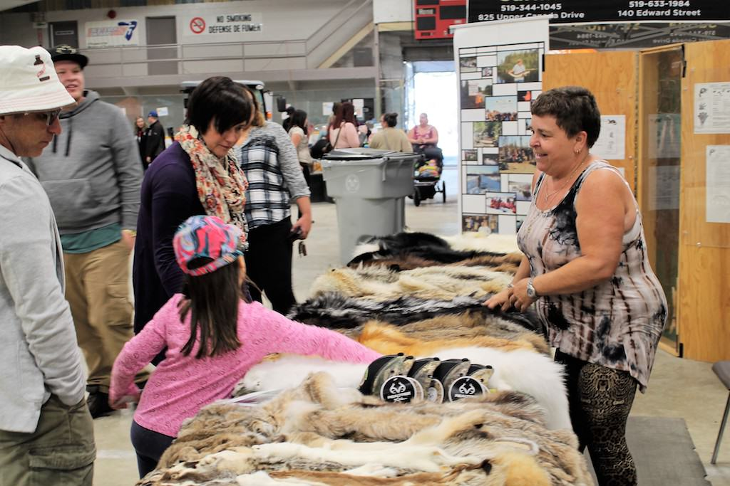 Timmins Fur Council educating