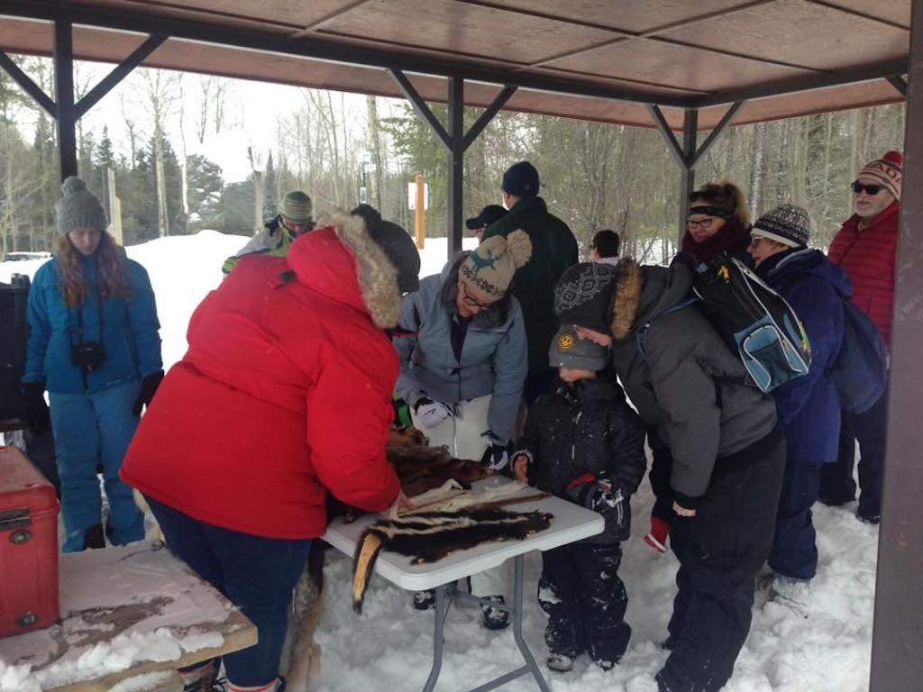 Timmins Fur Council educating families