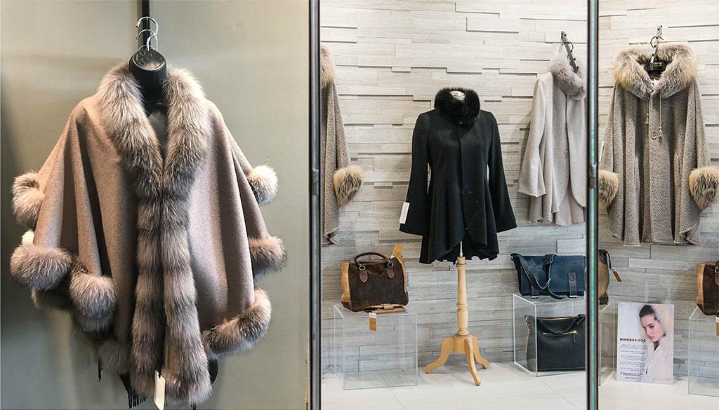 fur store displays