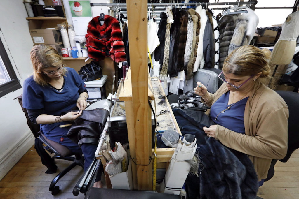 New York fur ban threatens jobs