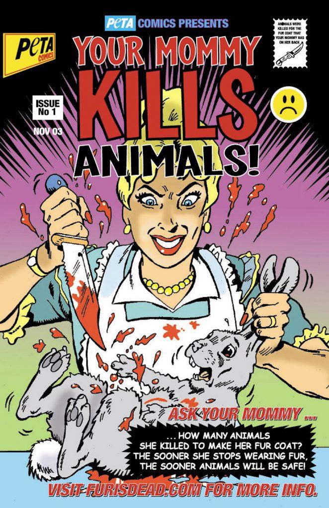 PETA kills animals