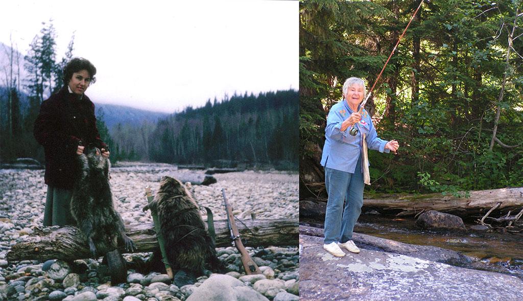 trapline in British Columbia