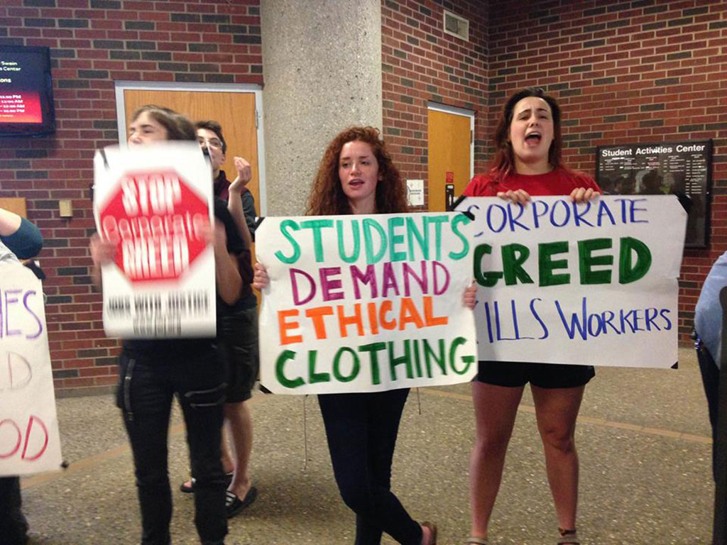 consumers demand ethical fashion