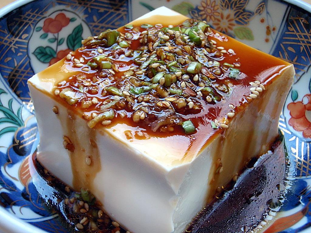 animal rightists eat tofu