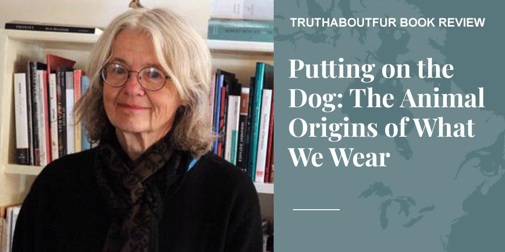 Putting on the dog by Melissa Kwazny