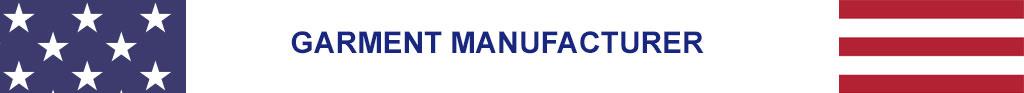 garment manufacturer for July 4 2020