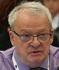 Eugene Lapointe, president, IWMC World Conservation Trust