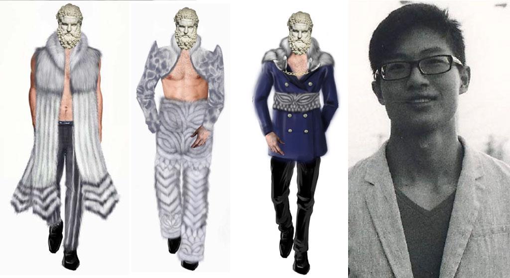 Ganador del concurso de diseño de pieles Carson Feng