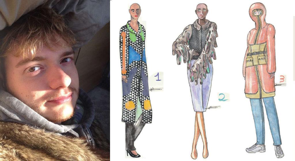 Ganador del concurso de diseño de pieles Etienne Levi