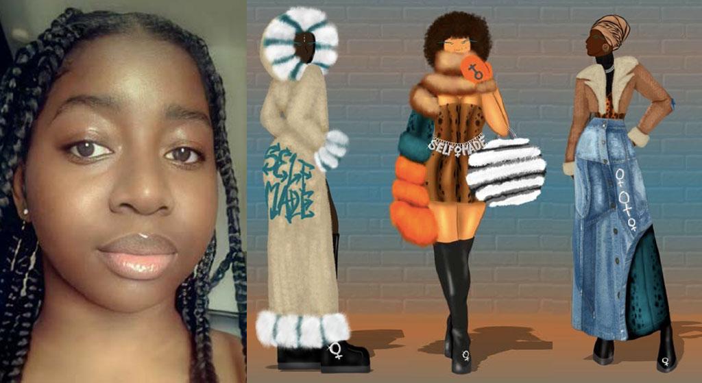 Ganador del concurso de diseño de pieles Raven Scott