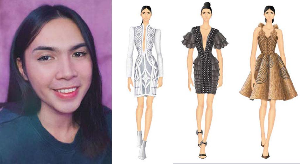 Ganador del concurso de diseño de pieles Vincent Domingo