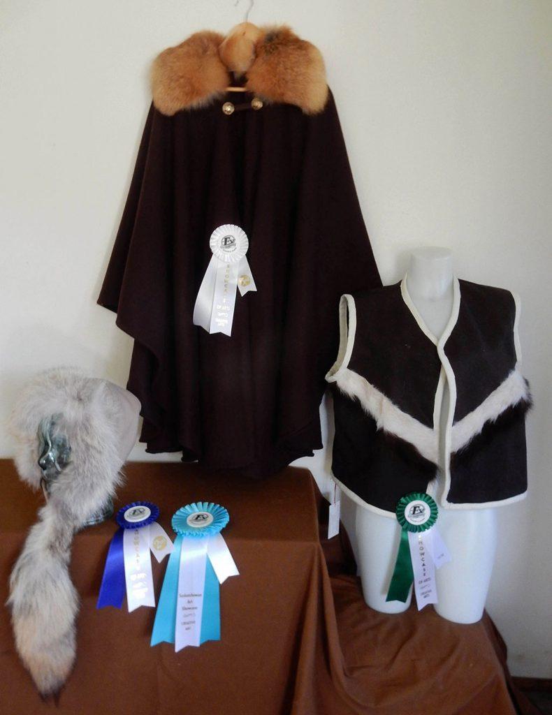 fur clothing by Sheila Schmutz
